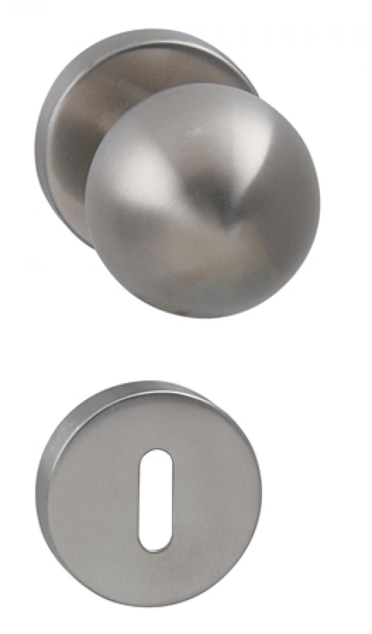 Gomb 326 inox fix gomb/forgó gomb - Maestro